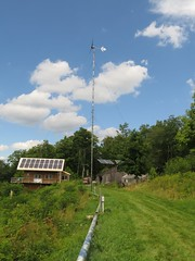 A Pika off-grid system in West Virginia