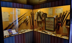 0666-20160521_Salon de Provence-Bouches du Rhone-France-Chateau de l'Emperi-Military Museum-display French army dress through time-5 of 17 (Nick Kaye) Tags: salondeprovence bouchesdurhone france europe city castle house museum