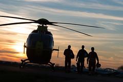 DSC_9723 (Paul Humphries68) Tags: aviation events midlandsairambulance sunsetsunrise tatenhill