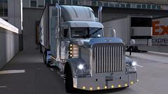 American Truck Simulator 235 (golcan) Tags: