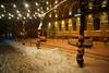 Snow has Fallen on Streets of Lviv (tarmo888) Tags: sel16f28 sonyalpha sonyα nex7 geotaggedphoto geosetter sooc photoimage фотоfoto year2016 special beenwaiting nightshot snow lumi снег ukraine україна ukrayina украи́на украина lviv lwów lvov lemberg львів львов leopolis lwow autohdr