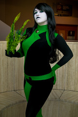 _DSC1281-2 (In Costume Media) Tags: wizardworld shego kim possible sexy evil girl hot villein white green black cosplay costume photography photoshoot portland cartoon