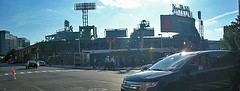 First View Of Fenway Park (dog97209) Tags: as baseball season begins i share first view fenway park boston ma 2008
