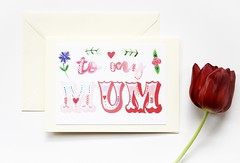 To my mum Mother's day handmade greeting card-4 (roisin.grace) Tags: greetingcards greetingcard handmade handpainted handmadecards handpaintedcards happymothersday mothersday mothersdaycard lovecards lovecard