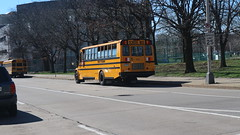 First Student Bus A312 (Etienne Luu's Archives) Tags: bus choo school thomas built buses saftliner saf t liner c2