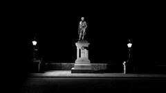 Robert Burns.jpg (___INFINITY___) Tags: 2017 6d aberdeen godoxad360 robertburns architect architecture blue bluehour canon city darrenwright dazza1040 eos flash infinity light lightpainting night scotland skyline statue strobist uk unionterracegardens