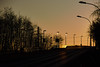Bridge to golden light (grundi1) Tags: sony alpha 68 ilca wienerneustadt sonnenaufgang sunrise bridge brücke sigma17702845 sigma 1770 f2845 dc orange gelb yellow