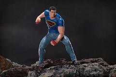 Clark Kent (PowerPee) Tags: clarkkent superman artfx statue collectible kotobukiya toyphotography limitededition