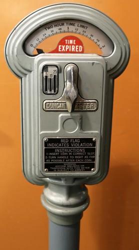 Duncan Parking Meter ($179.20)