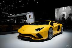 Lamborghini Aventador S (Automobili Eleganza) Tags: lamborghini aventador s car carporn ltaw ae automobili geneva international motorshow gims