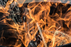 Sonje 2017 01 (PGM Photography) Tags: nikon skopje sonje sigma fire warm warmth light coals hearth burn flame macro macedonia