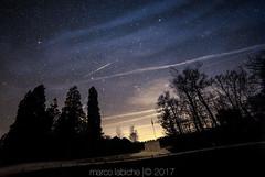 Nuit forestière (Marc.Labiche) Tags: night nuit etoiles étoiles sky stars pauselongue forest