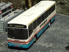 RRV Miniaturas de ônibus - BRASIL (Werner Keifer) Tags: miniaturas miniaturadecaminhão miniatura de ônibus oldbus old toy bus