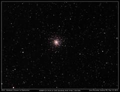 M10 - Globular Cluster in Ophiuchus (Jos A. Miranda Vlez) Tags: Astrometrydotnet:status=solved Astrometrydotnet:version=14400 Astrometrydotnet:id=alpha20130574312488