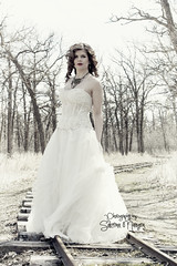 (Sabrina Naayen) Tags: park wedding vintage photography dress grandmother outdoor lace creative jewellery pearl bling assiniboine