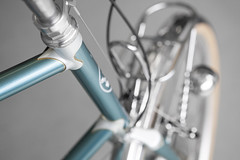 Royal H Teal Rando_18 (baumannphoto) Tags: boston steel custom campagnolo handbuilt randonneur 650b royalhcycles tealrando
