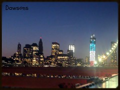 Brooklyn Bridge - Night (rvasquezj) Tags: bridge newyork brooklyn night puente noche manhattan brooklynbridge wwwronaldcl