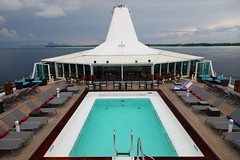 Space at the Pool IMG_6305 (SunCat) Tags: travel cruise vacation paul all ship bare southpacific motu gauguin necessities frenchpolynesia tahaa societyislands barenecessities 2013