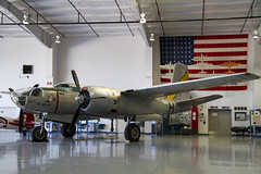 Douglas A-26-40-DT (Anna 666) Tags: arizona usa museum airport fighter unitedstates aircraft hangar engine planes invader airforce mesa sentimentaljourney toyplane warplanes missmurphy commemorativeairforcearizonawingaviationmuseum douglasa26c40dt