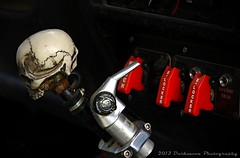 THE SHIFTER CONTROLS (Darkmoon Photography) Tags: jeep rusty gimp 1999 controls crusty tj shifter project365 handthrottle