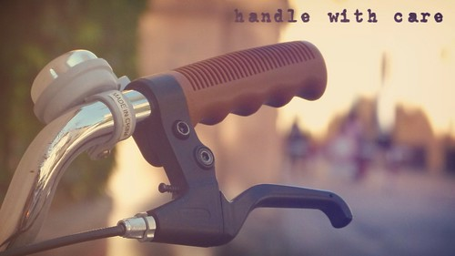 Handle With Care _ #4/100 Bike Project
