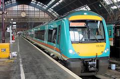 170108 (R~P~M) Tags: greatbritain england london train unitedkingdom railway stpancras 170 nationalexpress turbostar dmu midlandmainline