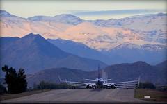 CORDILLERA DE LOS ANDES (Pablo C.M || BANCOIMAGENES.CL) Tags: chile santiago aeropuerto cordillera scl elcolorado laparva farellones cordilleradelosandes scel