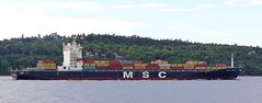 MSC Aniello (Jacques Trempe (105,000 + views)) Tags: river ship quebec stlawrence stlaurent fleuve navire stefoy amiello