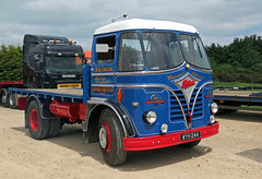 Photo of WYH244 1958 Foden S20 Flatbed RA Swain Church Stretton