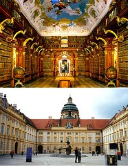 Melk Monastery Library, Melk, Austria (Iris Speed Reading) Tags: world latinamerica southamerica beautiful us amazing cool asia europe top library libraries united most states coolest inspiring speedreading