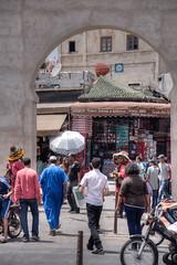 entering the medina in Casablanca (emmcnamee) Tags: morocco casablanca mcnamee emmcnamee eileenmcnamee eileenmmcnamee