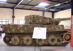 "PzKpfw VIH Tiger (4) • <a style=""font-size:0.8em;"" href=""http://www.flickr.com/photos/81723459@N04/9320629600/"" target=""_blank"">View on Flickr</a>"