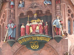 "Nuremberg, ""Frauenkirche"" (Church of our Lady) (BZK2011) Tags: nuremberg frauenkirche nrnberg mnnleinlaufen"