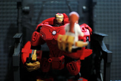 I got you pepper (-JSP-) Tags: lego ironman cuusoo hulkbuster