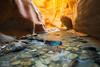 Bring Back The Sun (Eddie 11uisma) Tags: southwest creek landscapes utah desert canyon american eddie slot narrows kanarra kanarraville lluisma