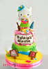 hawaiian themed hello kitty cake (tessatinacakes) Tags: hello birthday sea cute beach cake island hellokitty philippines kitty luau manila hawaiian cabanatuan cutecake