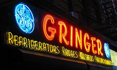 Gringer Sign