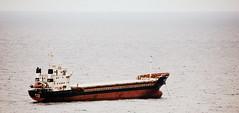 Panama (balenafranca) Tags: sea harbor italia mare liguria cargo porto journey viaggio savona