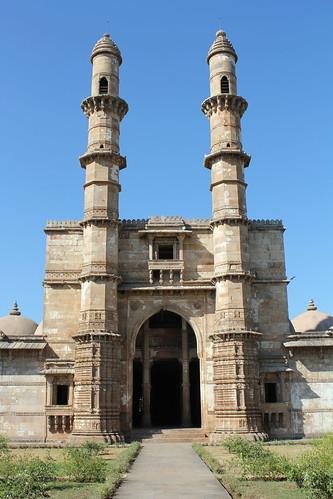 Champaner, Jama Masjid