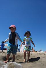 DSC_0111 (rlnv) Tags: california walter santacruz beach caitlin bayarea centralcoast santacruzbeachboardwalk 1855mmf3556gii nikond40x