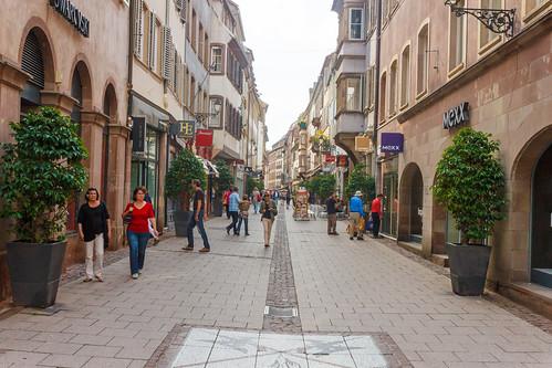 Rue du Dôme