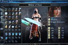 Darks Souls  Pve Build