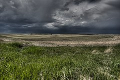 Rolling Storm Over St. Mary's (H.B. Mejia) Tags: canada storm rural spectacular alberta stunning thunderstorm storms stmarys springstorm dramaticskies southernalberta lonelyisland dramaticweather ruralalberta stunningphotography spectacularphotography stmarysreservoir dramaticpanorama dramaticthunderstormpanorama stunningpanoramas