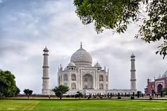 Taj Mahal - Wonder in Marble