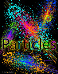 Particles (Thinker Collection) Tags: book stem story particle physics ebook childrensbook boson subatomic particlephysics higgs quantumphysics digitalbook higgsboson illustratedchildrensbook lisacrosbyclarkpress lisacrosbyclark sciencetechengineeringmath