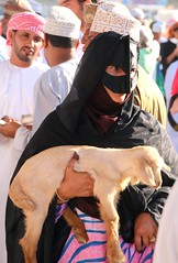 At the goat market of Nizwa, Oman (Frans.Sellies) Tags: market goat oman nizwa       umman img1683