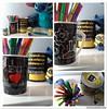 Caneca Amo Engenharia (Dani Musse) Tags: stitch porta lápis caneca minions portalápis engenharia