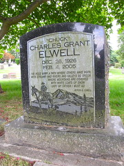 lake view (seattle, wa) (DeadManTalking) Tags: seattle cemetery washington epitaph kingcounty lakeviewcemetery deadmantalking charleselwell