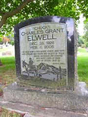 lake view (seattle, wa) (DeadManTalking) Tags: seattle cemetery washington epitaph kingcounty lakeviewcemetery deadmantalking charleselwell