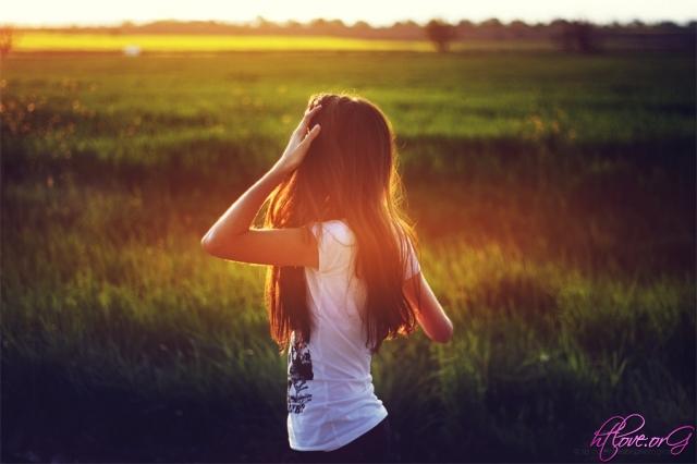 Cô đơn không có nghĩa là ngừng yêu thương